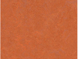 Натуральный Линолеум Мармолеум fresco 3870 red copper