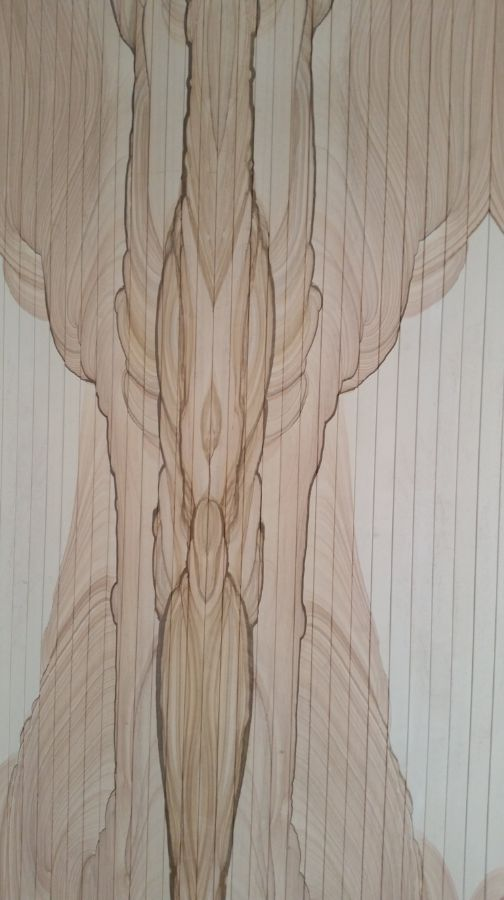 облицовка «Окаменевшее дерево»