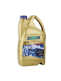 Ravenol ATF Fullsynth RED-1 (4 литра)