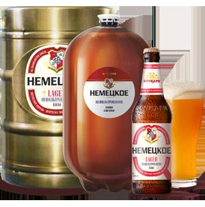 Пиво Немецкое нефильтрованное 0,5 л, 1 бут.