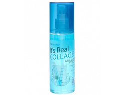 Мист-гель с коллагеном FarmStay It's Real Collagen Gel Mist,120мл