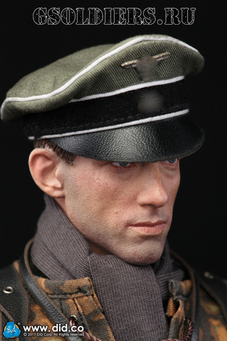 "КОЛЛЕКЦИОННАЯ ФИГУРКА 1/6 12th SS-Panzer Division Hitlerjugen ""Rainer"" (D80118) - DID"