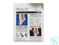 Маска для ног BOON7 Peeling Out Pure Foot Care Pack