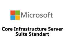Microsoft Core Infrastructure Server Suite Standard Core SNGL Lic/SAPk OLP 2Lic NL without Microsoft