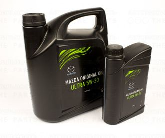 MAZDA ORIGINAL OIL ULTRA 5W-30 5Л 053001TFE, 053005TFE