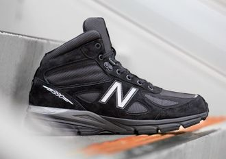 NEW BALANCE MO 990 BK4 (USA)