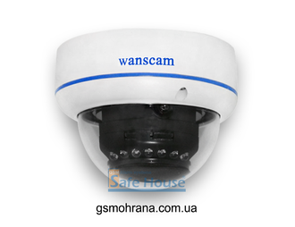 Купольная панорамная Wi-Fi IP-камера Wanscam HW0032 (Photo-01)_gsmohrana.com.ua