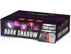 Батарея салютов MC300 DARK SHADOW MAXSEM | Neva-Salut.com