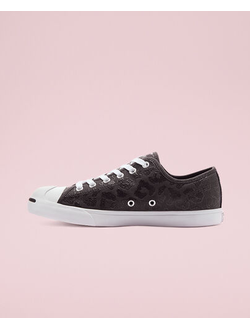 Кеды Converse  Glitter Shine Jack Purcell LP черные