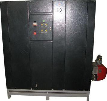 Парогенератор промышленный дизельный 200 на кг пара