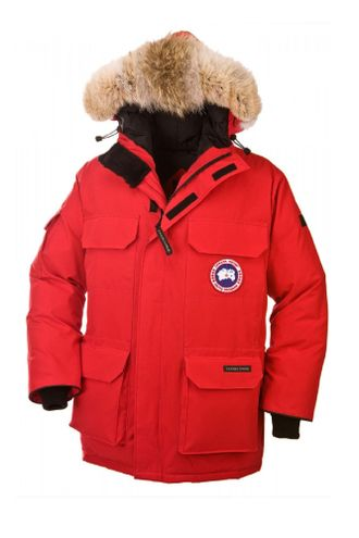 EXPEDITION MEN RED