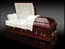 Гроб элитный VIP Монумент 101