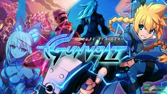 Azure Striker Gunvolt: Striker Pack (New)[Nintendo Switch, английская версия]