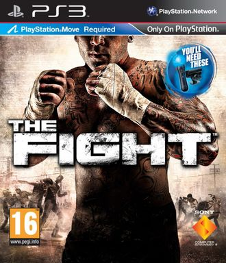 игра для PS3 the fight