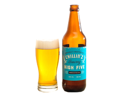 Пиво Chillinz High Five American Pale Ale Американский пэйл эль 5% 0,5л