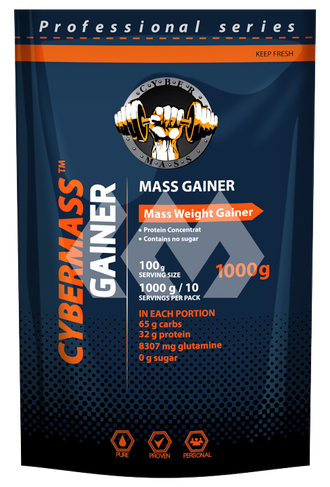 GAINER CYBERMASS 1 кг