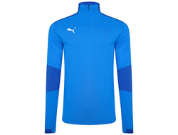 СВИТЕР PUMA FINAL  21 TRAINING 1/4 ZIP TOP (SR)