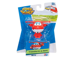 Мини-трансформер Auldey Super Wings Джетт, YW710010