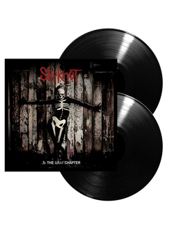 Slipknot - 5: The Gray Chapter 2-LP