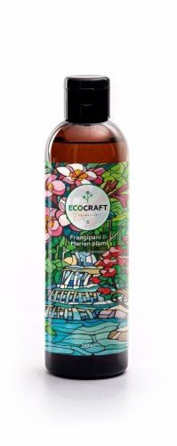 "Шампунь укрепление и восстановление ""Frangipani and Marian plum"" ECOCRAFT"