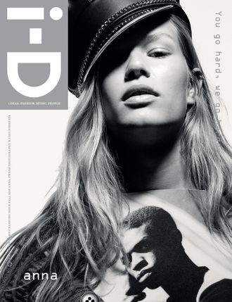 i-D Magazine № 345 Fall 2016 The Game-Changing Issue ИНОСТРАННЫЕ ЖУРНАЛЫ PHOTO FASHION, INTPRESSSHOP