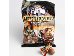 Кислая жвачка DESTROYER Lava Gum, пачка, 80 гр.