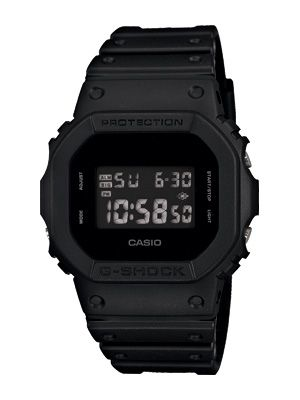 Часы Casio G-Shock DW-5600BB-1E / DW-5600BB-1ER