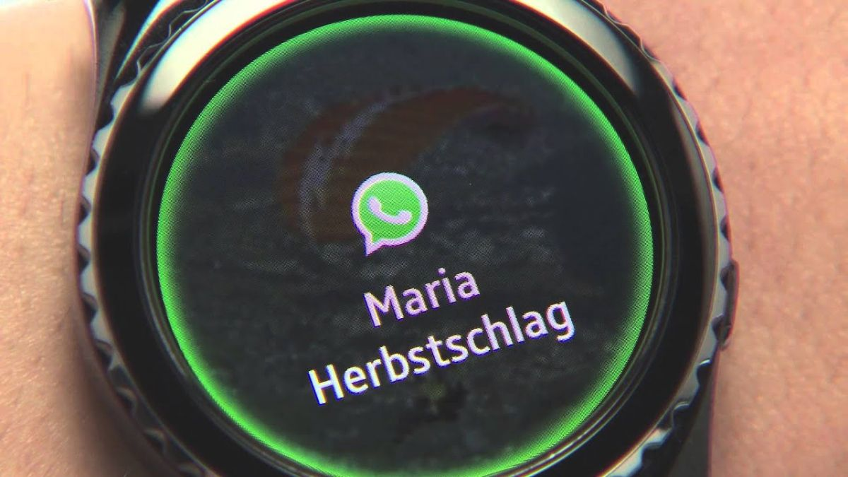 Wear FAQ: WHATSAPP на SAMSUNG GALAXY WATCH