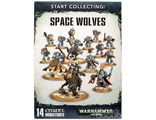 Warhammer 40000: Start Collecting! Space Wolves