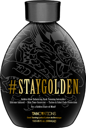 Усилитель загара #StayGolden Ed Hardy