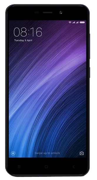 Xiaomi Redmi 4A 32GB Black (Global) (rfb)