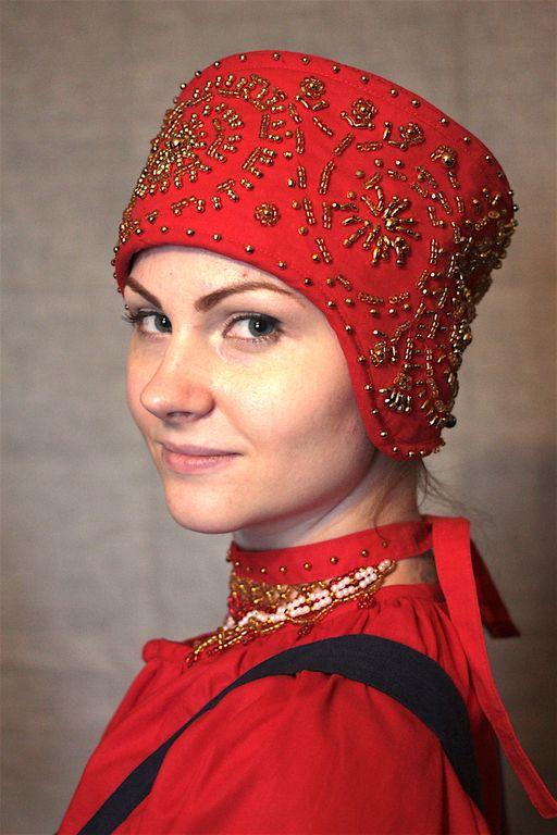 аудиторию русские народные женские головные уборы с фото мнется надолго сохраняет