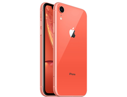 Apple iPhone XR 128gb Coral - MRYG2RU/A Ростест
