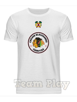 Футболка НХЛ Чикаго Блэкхокс / Chicago Blackhawks