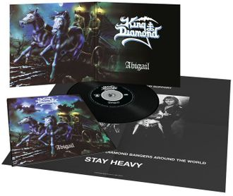 KING DIAMOND - Abigail CD