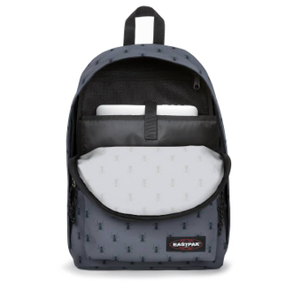 Рюкзак с жуками Eastpak Out of Office Bugged Grey