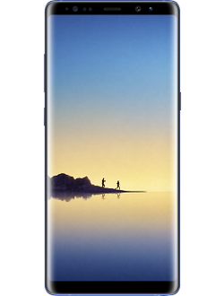 Samsung Galalxy Note 8 64 GB Blue