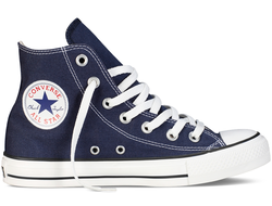 Кеды Converse Chuck Taylor All Star Hi Blue