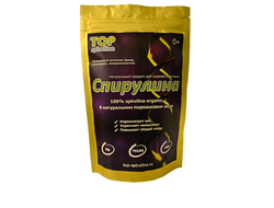 Спирулина органик Top spirulina 100г