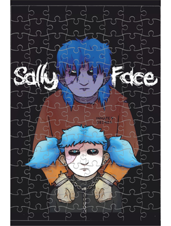 Пазл Sally Face № 3