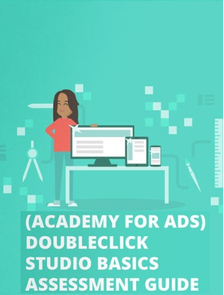Doubleclick Studio Basics Assessment Guide