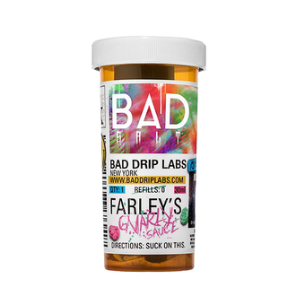 Bad Drip Salt - Farley's Gnarly Sauce
