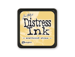 Tim Holtz Mini Distress® Ink Pad Scattered Straw