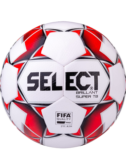 Мяч футбольный Select Brillant Super TB FIFA №5