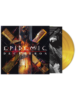Epidemic Decameron LP colored