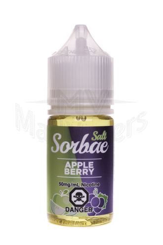 SORBAE SALT - Apple Berry