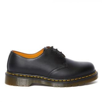 Ботинки Dr. Martens 1461 Smooth Hf черные