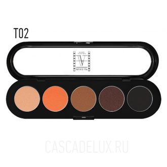 Тени для глаз Make-up Atelier Paris Т02