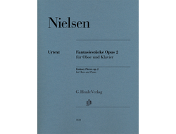Nielsen Fantasy Pieces op. 2 for Oboe and Piano
