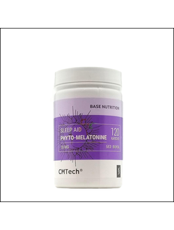 Мелатонин CMTech sleep aid phyto-melatonine 120 cap